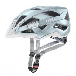 Kask rowerowy UVEX Active Aqua White