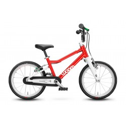 Rower dziecięcy WOOM 3 Red
