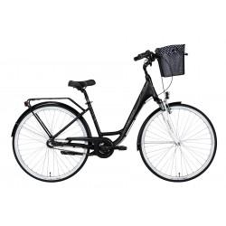 Rower miejski MERIDA Cityway 328 Black 2021