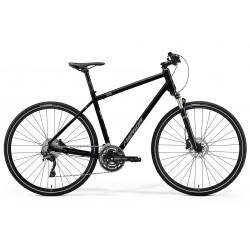 Rower crossowy MERIDA Crossway 500 Black 2021