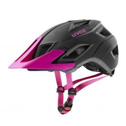Kask rowerowy UVEX Access Black