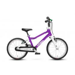 Rower dziecięcy WOOM 3 Purple Haze