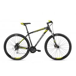 Rower górski KROSS Hexagon 5.0 Black 2021