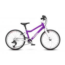Rower dziecięcy WOOM 4 Purple Haze