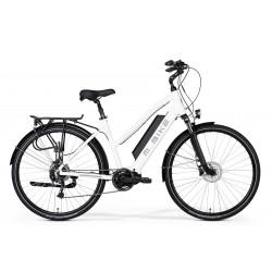 Rower elektryczny M Bike eT Bike 1.0 Lady White 2021