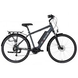 Rower elektryczny M Bike eT Bike 1.0 Man Black 2021