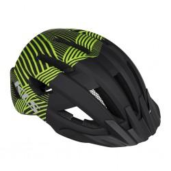Kask rowerowy KELLYS Daze Black/Lime
