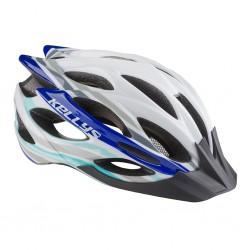 Kask rowerowy KELLYS Dynamic White Blue