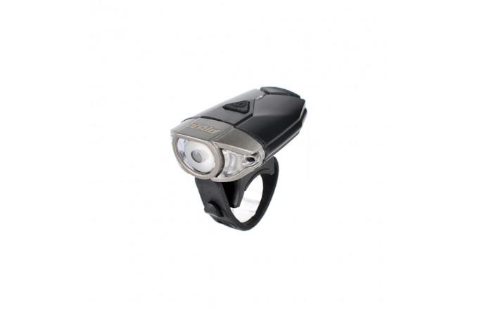 Lampka przednia PROX Lupus USB Black
