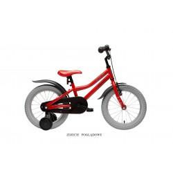 Rower dziecięcy MAXIM Bat Boy Czerwony