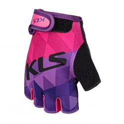 Rękawice rowerowe KELLYS Yogi Short Pink