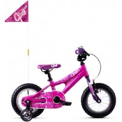 """Rower dziecięcy GHOST Powerkid 12"""" Purple"""