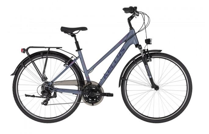Rower trekkingowy KELLYS Cristy 10 Purple 2021