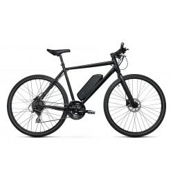 Rower elektryczny KROSS Inzai Hybrid 1.0 Czarny 2021