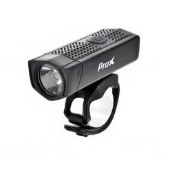 Lampka rowerowa przednia PROX Aero F Plus 400lm USB