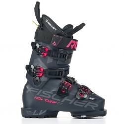 Buty narciarskie FISCHER RC4 The Curv GT 95 LV Black 2021