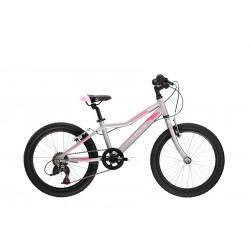 Rower górski KROSS Lea Mini 1.0 Srebrny/Róż 2021