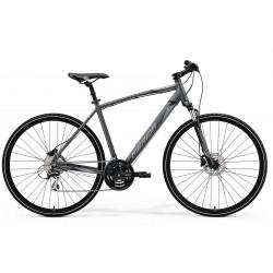 Rower crossowy MERIDA Crossway 20-D Antracyt 2021