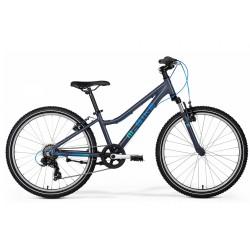 Rower górski M_BIKE TIN 24 Black Blue 2021