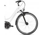 Rower trekkingowy KROSS Trans 3.0 White 2021