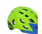 Kask rowerowy KELLYS RAZOR lime green