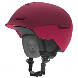 Kask ATOMIC Revent+ AMID Dark Red
