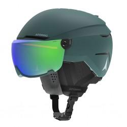 Kask ATOMIC Savor Visior Stereo Green