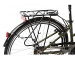 Rower trekkingowy KROSS Trans 3.0 Khaki 2021