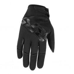 Rękawiczki rowerowe KROSS Rocker Black