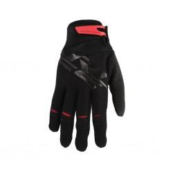 Rękawiczki rowerowe KROSS Rocker Red