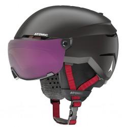Kask narciarski ATOMIC Savor Visor R Black