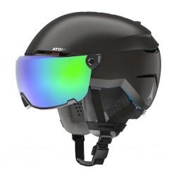 Kask ATOMIC Savor Amid Visor HD Plus Black 2022