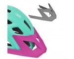 Kask rowerowy KELLYS RAZOR tiffany green