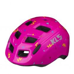 Kask rowerowy Kellys ZIGZAG Pink