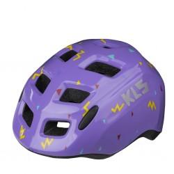 Kask rowerowy Kellys ZIGZAG Purple