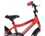 """Rower dziecięcy KELLYS Wasper Red 2021 10""""/16"""""""