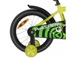 """Rower dziecięcy KELLYS Wasper Yellow 2021 10""""/16"""""""