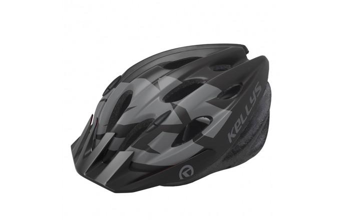 Kask rowerowy KELLYS Blaze 018 Black Matt