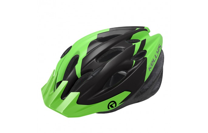 Kask rowerowy KELLYS Blaze 018 Green Matt