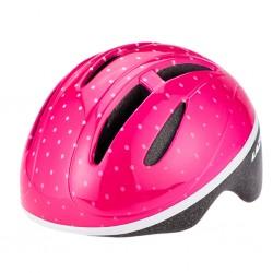 Kask rowerowy dziecięcy LAZER Bob Pink
