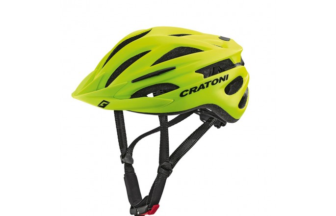 Kask rowerowy Cratoni Pacer Lime Matt