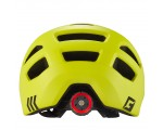Kask rowerowy Cratoni Maxster Pro Lime/ Blue
