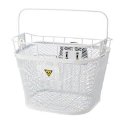 Kosz na kierownicę TOPEAK Basket Front White