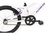 """Rower górski MTB KROSS Mini 5.0 Biały 2021 20""""/11"""""""