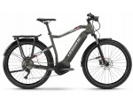 Rower elektryczny HAIBIKE Sduro Trekking 4.0 Men Dark grey 2021