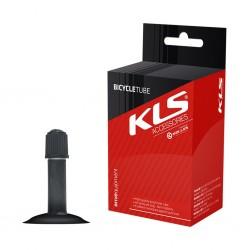 Dętka rowerowa KLS 24x1,75-2,125-40mm- AV wentyl samochodowy
