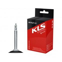 Dętka rowerowa KLS 26x2,1-2,4-48mm- FV wentyl presta