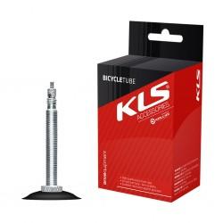 Dętka rowerowa KLS 700x35-43C-48mm- FV wentyl presta