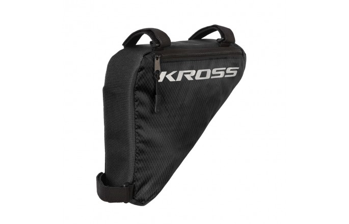 Torebka na górną ramę KROSS Triangle Bag czarna