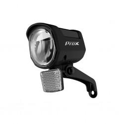 Lampka przednia PROX Canis e-Bike 15lux Led